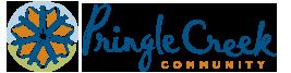 pringle creek community - logo