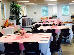Reception July 2014