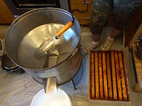 honey equipment