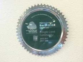 EarthWise Award