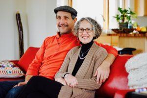 Meet Carol and Iyad