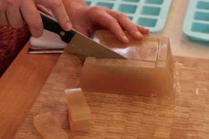 delicious handmade soap