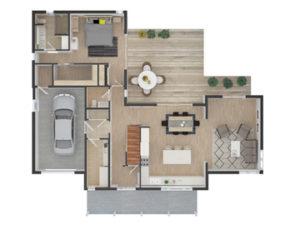 Net Zero home life